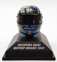 Minichamps 1/8 Scale 398 090056 - AGV Helmet Misano 2009 - Valentino Rossi