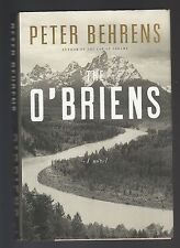 The O'Briens by Peter Behrens (2012, Hardcover), Signed 1st