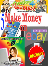 Make Money on eBay 5 Ebook Pdf High Quality + Bonus Gift Get It Fast!