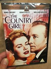 The Country Girl-Bing Crosby Grace Kelly William Holden(R2 DVD)New+Sealed Oscars