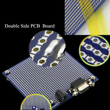 Double Side PCB  Board 9x9cm 2.54mm DIY Prototype Paper PCB Universal