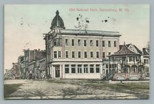 National Bank Martinsburg West Virginia—Rare Antique Hand-Colored—Baker Pub 1909
