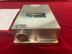 Coherent Sapphire HP 488-200 Laser Head with < 6 hours use! Tested / Warranty !!