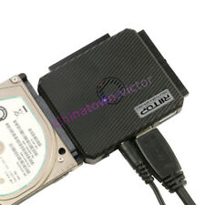 "SATA IDE HDD Hard Drive to USB 3.0 Converter Adapter For 2.5"" 3.5"" 5.25"" EU/US"
