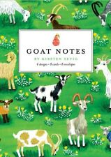 Goat Notes Notecards Set, NEW