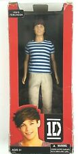 "One Direction Louis Tomlinson 12"" Collector Doll 2012 Hasbro NIB Non-Mint Box"