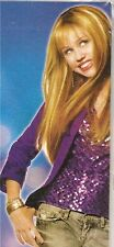 HANNAH MONTANA BIRTHDAY PARTY BANNER ! WITH EXTRA GIFT