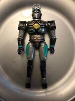 Beetleborgs Action Figure Mega Spectra Titanium