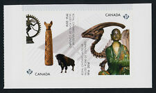 Canada 2726b MNH - Royal Ontario Museum, Dinosaur, Art