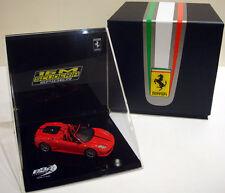 BBR 1/43 Ferrari F430 Scuderia Spider 16M Red 2008 Pyramid Display RARE!