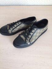 f33ae8479 Gucci Men's Sneakers Shoes Monogram GG Canvas Size US 7 UK 8 EU 41,5