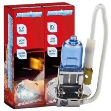 2x H3 Xenon Look XENOHYPE Ultra Halogenlampe 12V 55 Watt PK22s