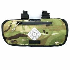 NEW Carradice Bikepacking Bicycle Handlebar or Saddle Bag *CAMO* MADE IN UK!