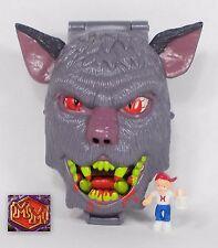 Mighty Max-Hombre Lobo-Horror cabezas 25