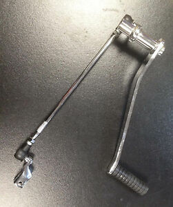 Gear change shift lever for Keeway Superlight 125 (double balanced engine model)