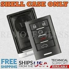 Replacement Case for Cadillac CTS Escalade STS Keyless Entry Remote Car Key Fob