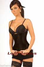 Satin Multiway Strap Suspenders Basques & Corsets for Women