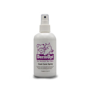 DermOpt® Optima, Coat and Skin Care Spray for Dogs (250ml)