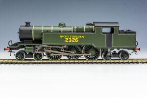 Vintage Die-Cast Kit Built - Southern SR 4-6-4 Locomotive 2326