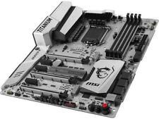 MSI Z270 MPOWER GAMING TITANIUM LGA 1151 Intel Z270 HDMI SATA 6Gb/s USB 3.1 ATX