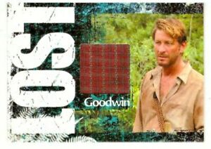 LOST RELICS BRETT CULLEN as GOODWIN STANHOPE  PIECEWORKS CC22  CARD  281/350