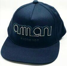 ARMANI EXCHANGE MENS CAP 95058-8A305 SNAP MSRP $55.00