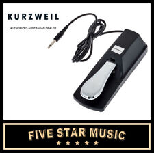 KURZWEIL KP-1 SUSTAIN PEDAL FOOTSWITCH FOR DIGITAL PIANO