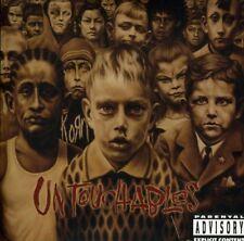 Korn CD Intouchables / Epic Scellé 5099750177020