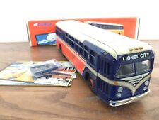 Corgi 54007 GM 4502 Lionel City Bus Lines  Ltd. Ed. 1:50 NIB (STILL WRAPPED!)