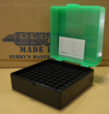 .300 Blackout / .223 / 556 ammo boxes 100 rnd storage (ZOMBIE COLOR) BERRY MFG
