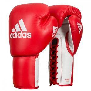 adidas Boxing Leather PRO Glory Lace Gloves