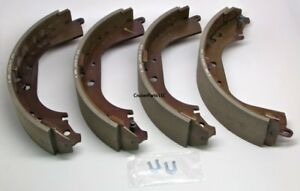 Shoe Kit, Rear Brake - Kit Genuine Toyota OEM 04495-60070