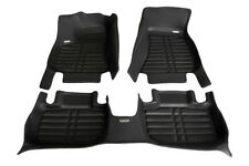 TuxMat Custom-fit 3D Car Floor Mats for Chrysler 300/300C 2011-2019 RWD Models