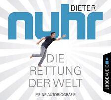 Die Rettung der Welt - Meine Autobiografie von Dieter Nuhr (2017, Hörbuch)