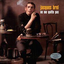 Jacques Brel - Ne Me Quitte Pas (2LP Gatefold Edition On 180g Vinyl) NEW/SEALED