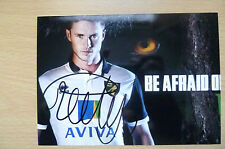 Signed Colour Pictures- RICKY VAN WOLFSWINKEL, Norwich City player(7x5 inch)