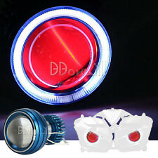 Halo Angel Red Demon Eye Headlight For Yamaha R6 08-14 2009 2010 2011 2012 2013