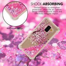 Dynamic Quicksand Case for Samsung Galaxy A3 A5 A6 A7 A8 J3 J5 J7 Glitter Cover