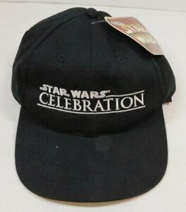 STAR WARS EPIDSODE 1 CELEBRATION HAT DENVER COLORADO W/ TAGS