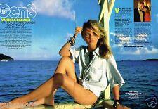 Coupure de Presse Clipping 1989 (6 pages) Vanessa Paradis