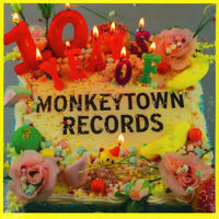 V.A. - 10 Years Of Monkeytown (Vinyl 2LP - 2019 - EU - Original)