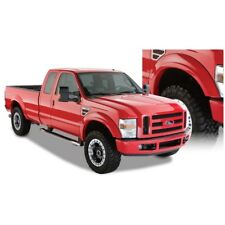 08-10 FORD F250/350 SUPER DUTY BUSHWACKER OE STYLE FENDER FLARE SET.