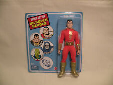 "Mattel DC Retro-Action Super heroes Shazam 8"" Action figure 2011 Series 4 MOC"