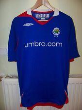 LINFIELD FC Soccer Jersey 2006/07 Home Football Shirt Trikot Camiseta Maillot
