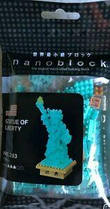 Statue of Liberty Nanoblock NBC 293