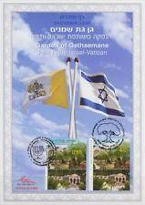 2010 Giardino Getsemani - Israele+CDV - souvenir leaf