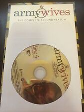 Army Wives – Season 2, Disc 4 REPLACEMENT DISC