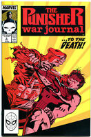 PUNISHER WAR JOURNAL #5, VF/NM, Jim Lee, Carl Potts, 1988, more in store