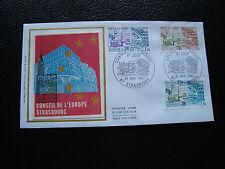 FRANCE - enveloppe 1er jour 21/11/1981 (conseil de l europe) (cy78) french