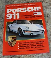 PORSCHE 911 HISTORY OF PORSCHE'S BEST LOVED MODEL - BEEKMAN - Consumer Guide